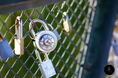 (Jafet Soto) Tags: park bridge love mexico rebel key heart sweet teenagers shape eternity padlocks 2014