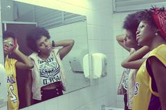 Gurl's ( #VinauM# ) Tags: girls woman colors fashion ensaio back eyes women mulher moda culture makeup attitude estilo garota hiphop photoshot negra cultura blackpower fabiana garotas stylo tamires