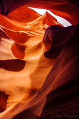 Lower Antelope Canyon [Explored 08.07.14] (Raji Vathyam) Tags: arizona orange sandstone purple canyon hues page antelope lower formations 1755mmf28 canoneos60d