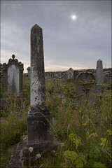 221 - Distant Memories (North Light) Tags: abandoned graveyard scotland remote caithness dirlot