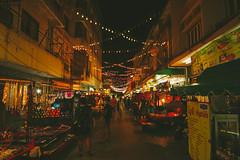 Night Bazaar in Chiang Rai (Amelia Skinner) Tags: thailand mai chiang rai