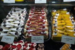 All the cheesecake you want (Wilsondoe) Tags: santa food cake dinner de bread dessert lunch los glendale angeles cheesecake caramel foodporn monica bakery oreo bites leche savory dulce portos