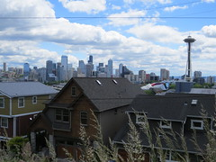 Skyline Seattle, WA (KevinB 87) Tags: seattle seattlewaskyline highrise towers downtown citycenter seattlewa 1201thirdavenueseattlewa seattlemunicipaltower