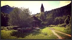 Mistail (Giulia_) Tags: saint suisse pierre hans prada nonno babi clocher grisons tiefencastel coire grison coira clairière mistail carolingien aou14 alveschein cuhr