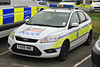 Lincolnshire Police Ford Focus Incident Response Vehicle (PFB-999) Tags: ford car focus police headquarters lincolnshire vehicle leds hq irv beacons incident hatchback response unit lightbar lincs constabulary rotators dashlight fx09hbe