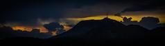 puy de dome (Laurent Hutinet) Tags: nature eos rainbow paysage puydedôme autofocus eos550d photographyforrecreation rainbowofnature auvvergne