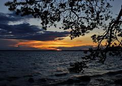 Joensuu - Finland (Sami Niemeläinen (instagram: santtujns)) Tags: sunset lake nature suomi finland landscape north scandinavia northern maisema joensuu luonto järvi auringonlasku karjala pyhäselkä kuhasalo carelia pohjois kalmonniemi