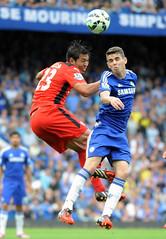 Chelsea v Leicester City (Alex Hannam) Tags: sport chelsea leicester premierleague leicestercity lcfc leicestercityfootballclub