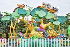 Birds Melody #3 (chooyutshing) Tags: singapore display celebrations lanterns attractions marinabay midautumnfestival baysouth zhongqiujie gardensbythebay midautumnfestivalthegardens2014 birdsmelody