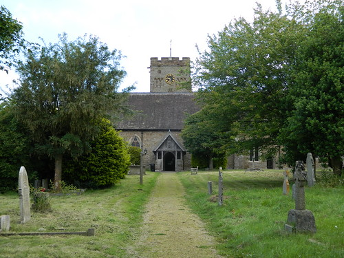 Clungunford: Church of St Cuthbert (Shropshire)