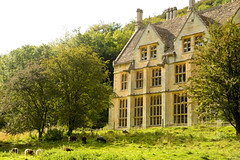 WOODCHESTER MANSION (chris .p) Tags: trees summer england house building nikon view august scene cotswolds gloucestershire mansion cotswold 2014 woodchester d610 28to300