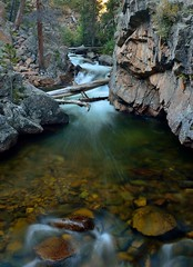 the pool2 (jeepenfun) Tags: waterfalls rockymountains streams rockymountainnationalpark thepool