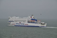 Armorique (stavioni) Tags: cruise ferry brittany ship plymouth hoe sail ferries amorique
