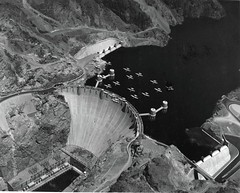 AL-135B JL Highfill Album Image (San Diego Air & Space Museum Archives) Tags: dam hooverdam lakemead coloradoriver worldwartwo archdam gravitydam jlhighfill