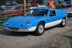 CGC497H (stamper104) Tags: classic 1969 sports car lotus transport oldcar worldcars alltypesoftransport transportintheframe