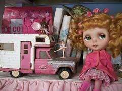A Pink Attitude Today......