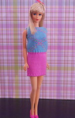 Twist n' Turn Barbie - Platinum (RomitaGirl67) Tags: mod barbie tnt vintagebarbie twistnturnbarbie moddoll modbarbie barbieandfriends twistandturnbarbie moderabarbie 60sbarbie barbiefriendsandfamily modbarbieknithit1804