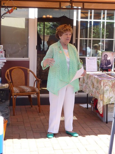 Sept 2014 meeting with Margaret Kerry Willcox