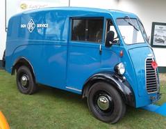 Morris J Type RAC Van LDG584 (Shaun Ballisat) Tags: classic vintage lorry commercial vehicle vans morris van rac lorries goodwoodrevival classicvan jtype morrisjtype
