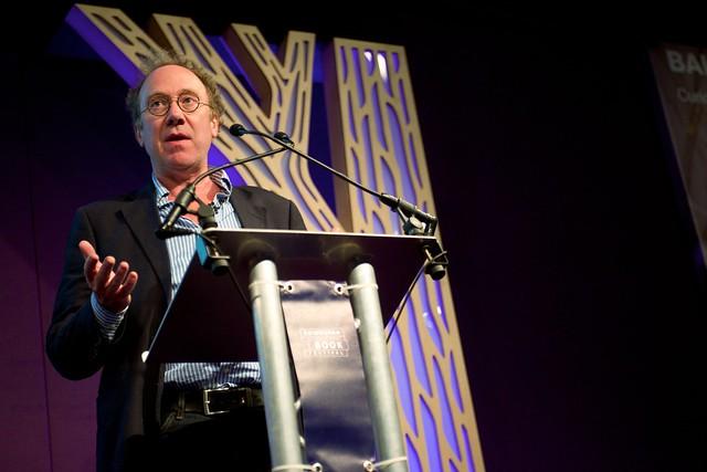 Ben Macintryre at the Edinburgh International Book Festival