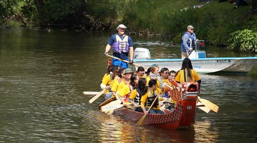 Captial Dragon Boat Racing