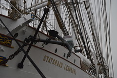 Statsraad Lehmkuhl (DSC_0893) (AngusInShetland) Tags: scotland bergen tallship shetland lerwick onedinline statsraadlehmkuhl sailtraining