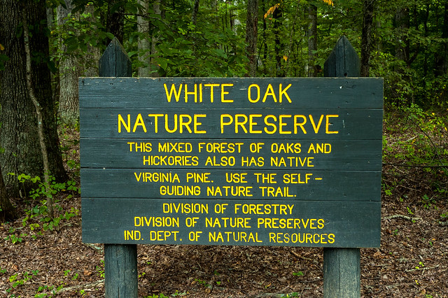 White Oak Nature Preserve - September 20, 2014