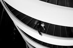 Walking in Circles (Jan Jespersen) Tags: aarhus aros denmark platea plateastreetphotocollective art artexhibition city citylife janjespersenphotography kunst museum spicollective street streetphoto streetphotography urban urbanlife urbanscene urbanscenes