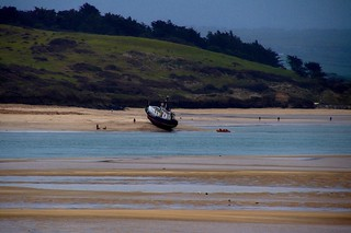 Sunday morning on the Camel Estuary
