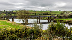 IMG_4479-E (ppg_pelgis) Tags: northern ireland tyrone camus sionmills sion mills mourne river bridge railway disused gnri ulster