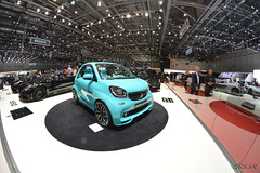 DSC_2113 (Pán Marek - 583.sk) Tags: genéve geneva motorshow palexpo smart brabus ultimate 125 fortwo for two for2