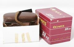 Olympus 35S II f2.8 Variation 2 (1957 - 1959) ramgefinder film camera 116727b (THE OLYMPUS CAMERAS COLLECTOR) Tags: olympus 35s ii f28 variation 2 1957 1959 rangefinder film camera