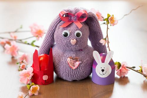 Easter handicraft work