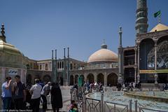 Iran 2016 (Pucci Sauro) Tags: iran persia mediooriente qom mausoleodellasorelladellimanreza