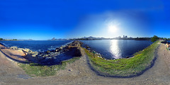 Baia de Guanabara (videopontocom) Tags: equirectangular 360º baiadeguanabara