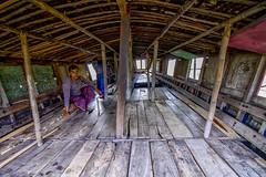Untitled (shah_jaman) Tags: theface portrait indoor pattern color intheboat bangladesh beautifulbangladesh jamansphotography