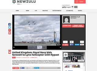 LYNX FAREWELL FLIGHT