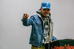 Chance the Rapper (Joshua Mellin) Tags: chancetherapper chance chancellorbennett coloringbook 2017 donation cps chicagopublicschools paulrobesonhighschool robesonhighschool paul robeson high school hiphop rap highschool newera 3 hat babyblue jeanjacket fashion press pressconference kids chicagobulls chicago bulls joshuamellin photography photos pics pictures best socialworks rapper rollingstone cover color colorful bold images philanthropy tour