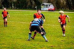 Witney 3's vs Swindon College-1173