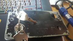 New Key Switches.... (WMT6832TWM3053) Tags: westmidlandstravel mcw coventry birmingham route900 f53xof metrobus mk2a preservedbus wmbus wmpte 3053