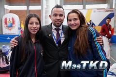 Día 2, Open Nacional Copa FFAA, Bogota 2017