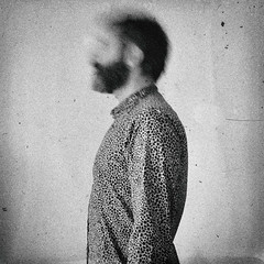 Clouded mind (marcus.greco) Tags: selfportrait portrait black white surreal conceptual trama beard