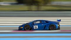 Attempto Racing Lamborghini Huracan GT3 (Y7Photograφ) Tags: attempto racing lamborghini huracan gt3 max van splunteren clément mateu adrian zaugg blancpain endurance sprint gt nikon d3200 castellet httt paul ricard
