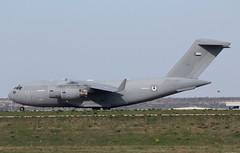 UNITED ARAB EMIRATES  AIR FORCE BOEING  C-17A GLOBEMASTER III 1226(cnF-338) (Savvas Garozis) Tags: airplane