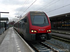 R-Net FLIRT 2011 in Gouda (TrainplazaNL) Tags: rnet flirt flirt3 gouda alphen aan den rijn