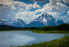 Grand Teton National Park (MarcantoineBolduc) Tags: landscape paysage travel mountain nature forest foret usa national park roadtrip grandteton rockies sony alpha 7 mirrorless