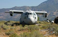 64-0569 C-130E USAF (27glade52) Tags: aircraft alancole 640569 usaf c130e hillafbmuseum openstore 17092009