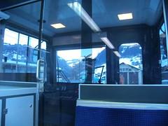 ...dials... (project:2501) Tags: wengen jungfrauregion suisse switzerland snow ski travel train bahn mountainrailway driverscabin dials controls glassdoor windows windscreen view aroomwithaview theviewfromhere fluorescentlight bluelight blue bluebleu bleu inthemountains mountains mountain rock pinetrees alpinefauna