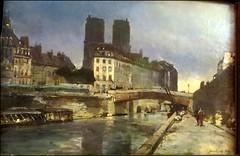 THE LOUVRE, PARIS (Norfolkboy1) Tags: france paris thelouvre johanbartholdjongkind