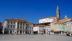 Piazza Tartini #1 (Guglielmo Pedrini) Tags: pirano slovenia